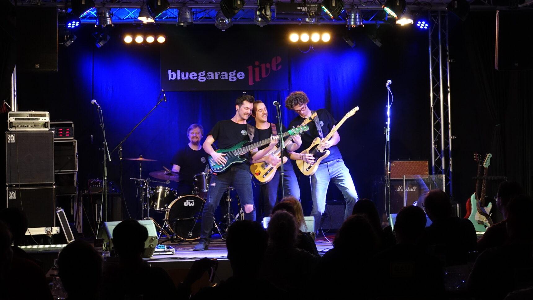 AMP Bluesband